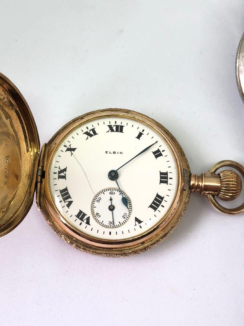Lot of Two Vintage Mens Timepieces - 2