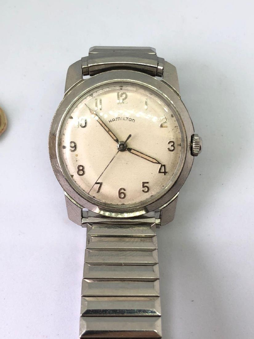 Lot of Two Vintage Mens Timepieces - 3