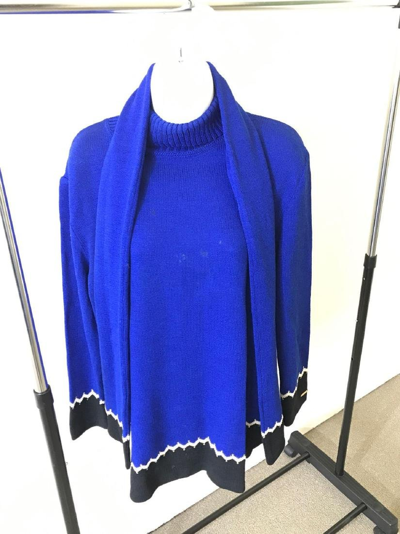 St. John Sport by Marie Gray Coordinate Sweater and