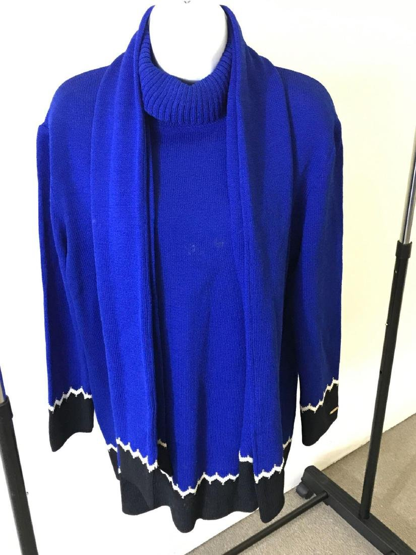 St. John Sport by Marie Gray Coordinate Sweater and - 4