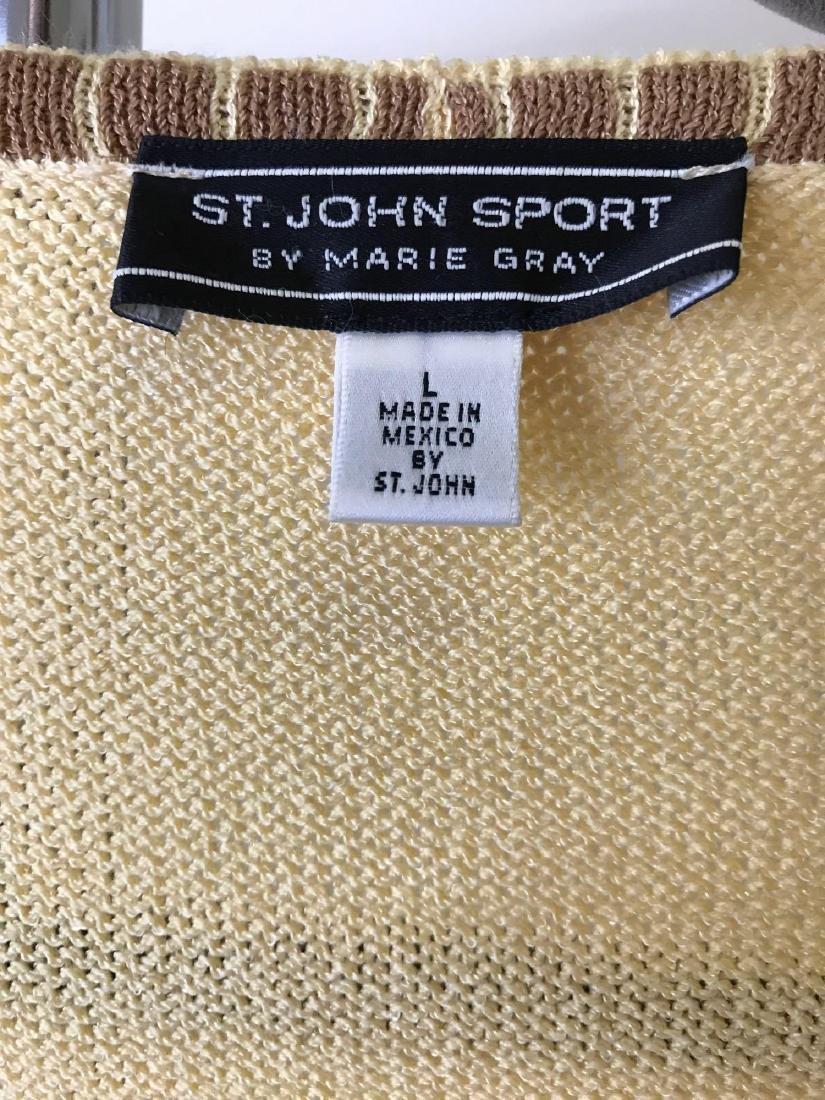 St. John Sport Three Piece Coordinate Set - 6