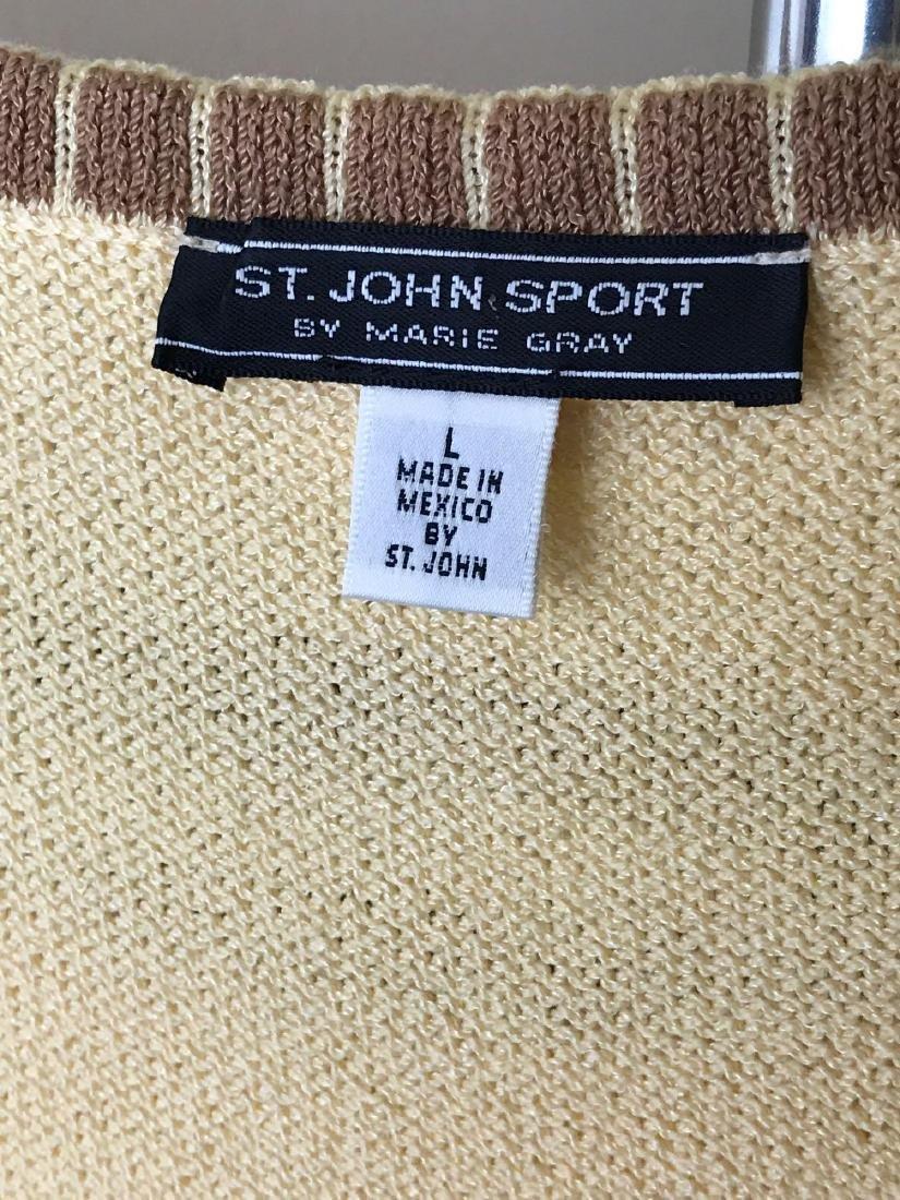 St. John Sport Three Piece Coordinate Set - 8