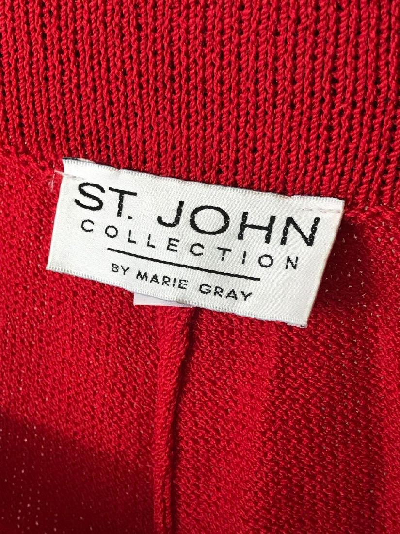 St. Johns Collection Two Piece Knit Coordinate Set - 10
