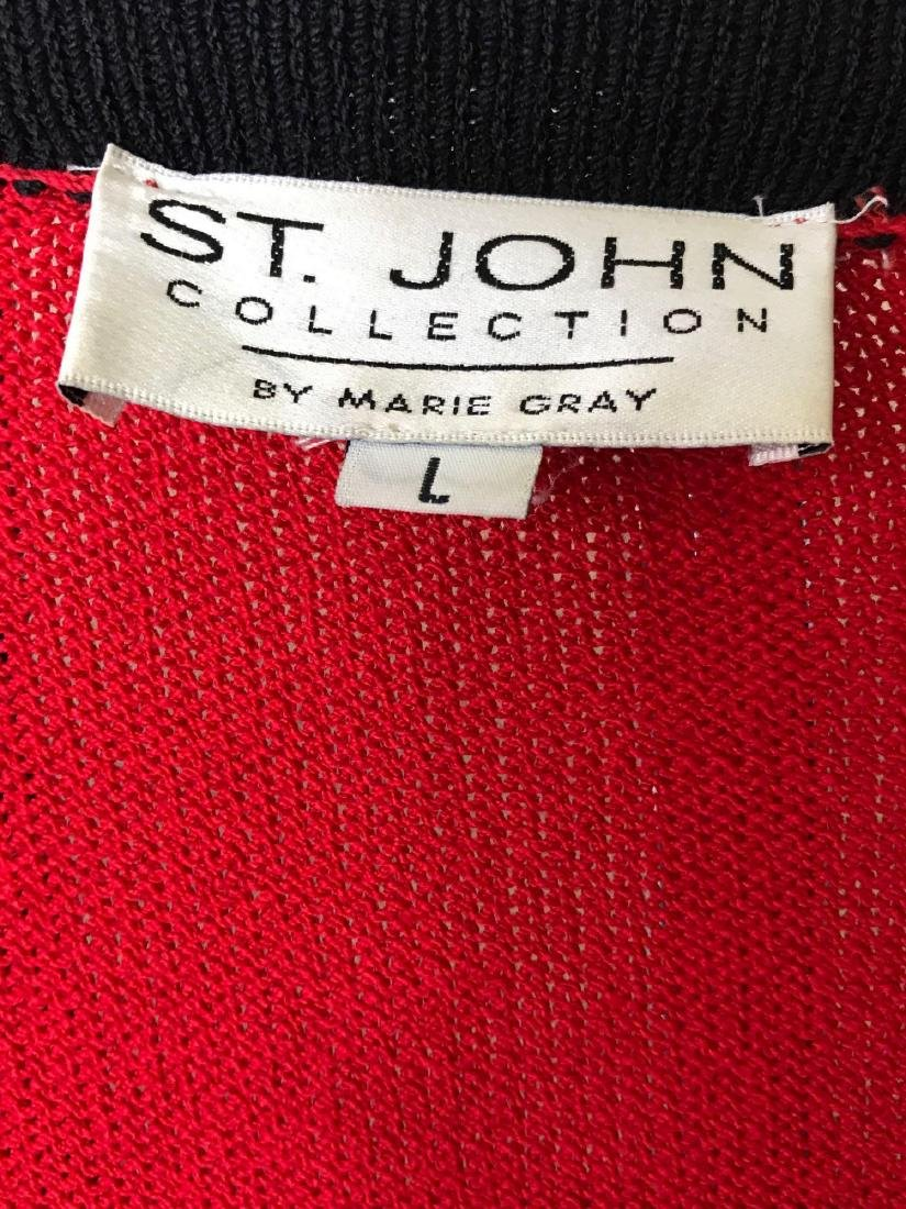 St. Johns Collection Two Piece Knit Coordinate Set - 9