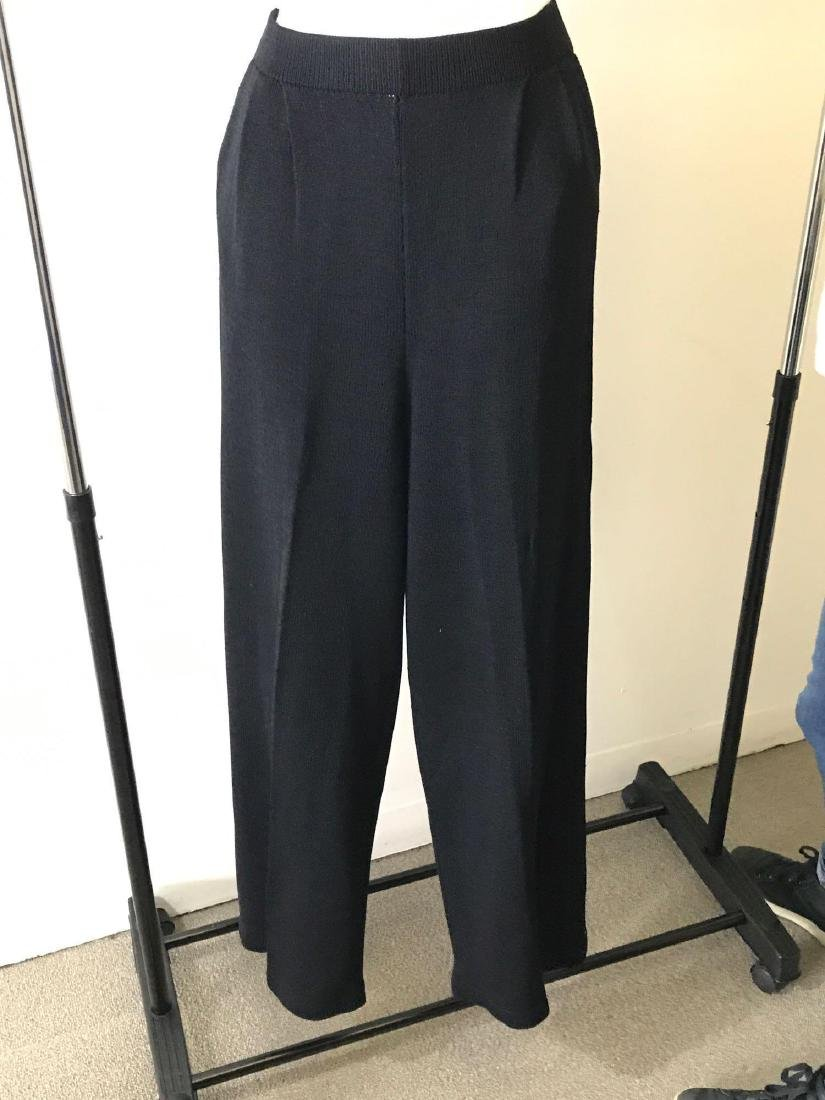 St. John Evening Knit Pants