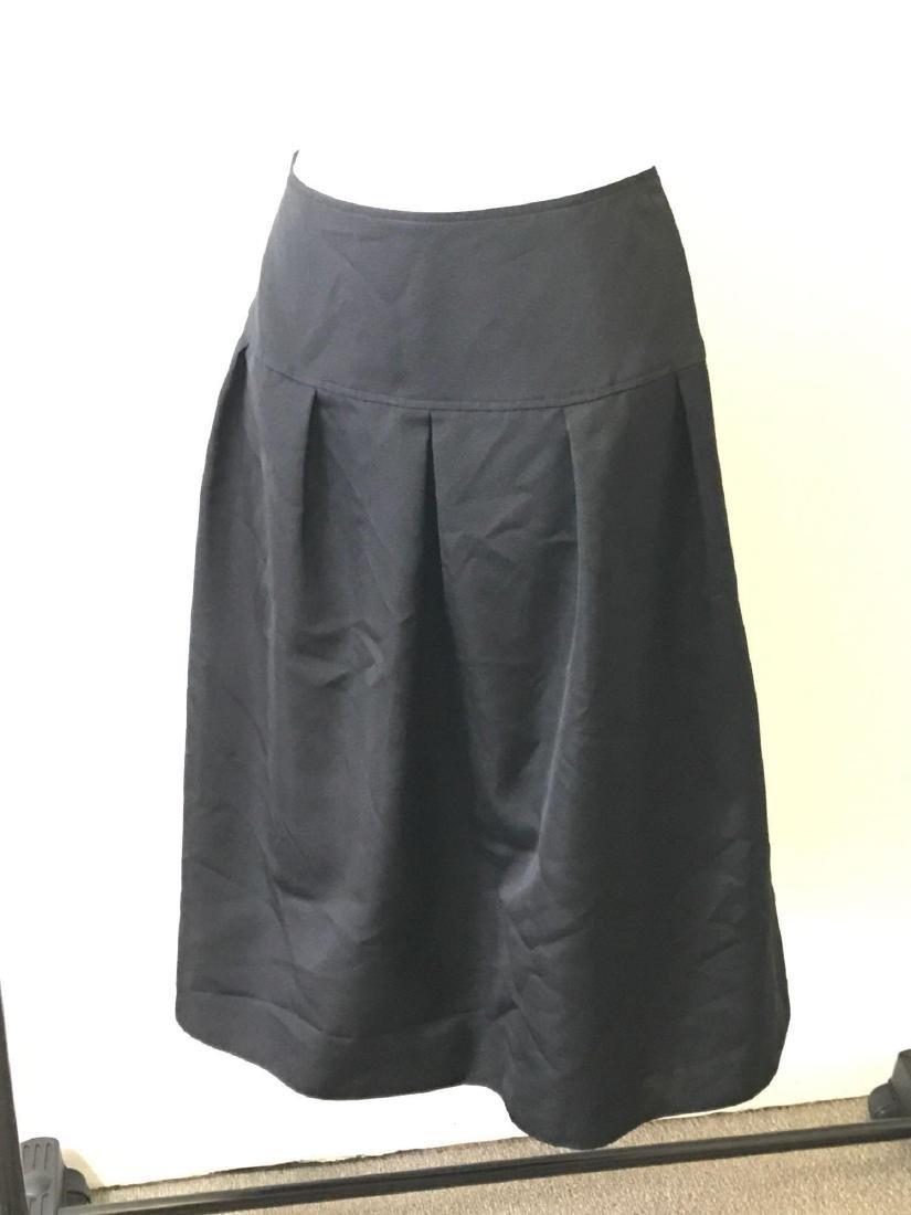 St. John A-Line Skirt
