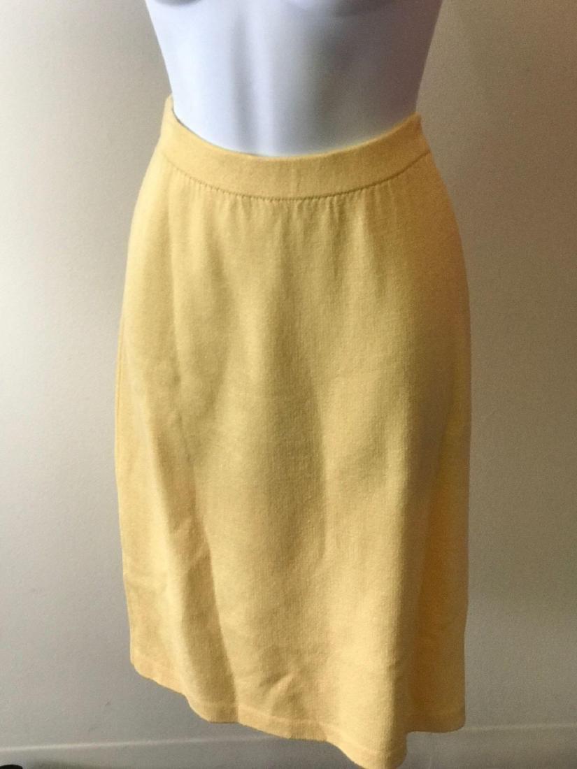 St. John Collection Knit Skirt