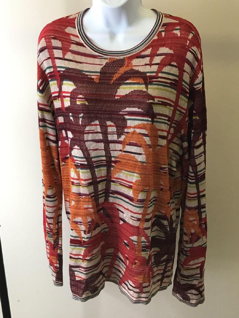Sport Missoni Palm Tree Sweater