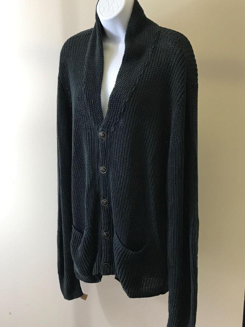 John Varvatos Fisherman Sweater