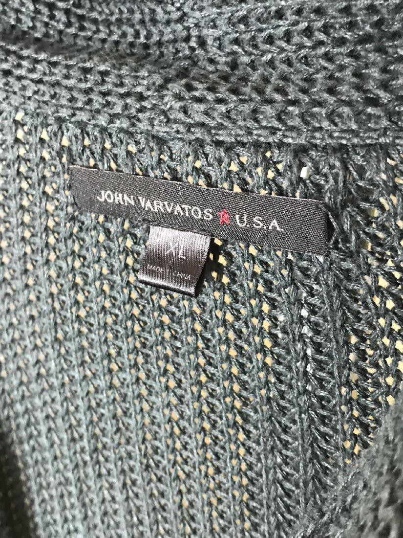 John Varvatos Fisherman Sweater - 8