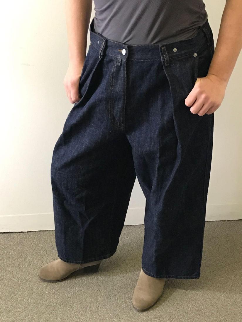 Dries Van Noten Gaucho Jeans