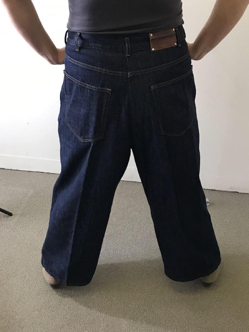 Dries Van Noten Gaucho Jeans - 2