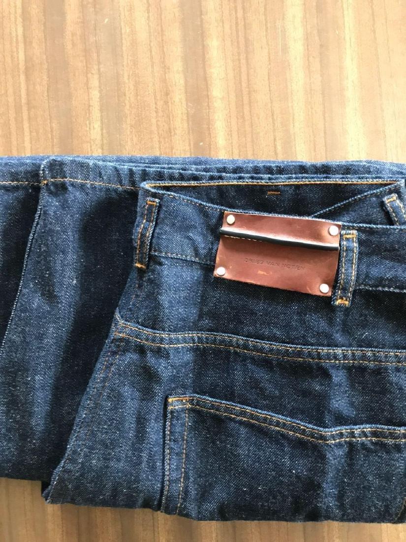 Dries Van Noten Gaucho Jeans - 4