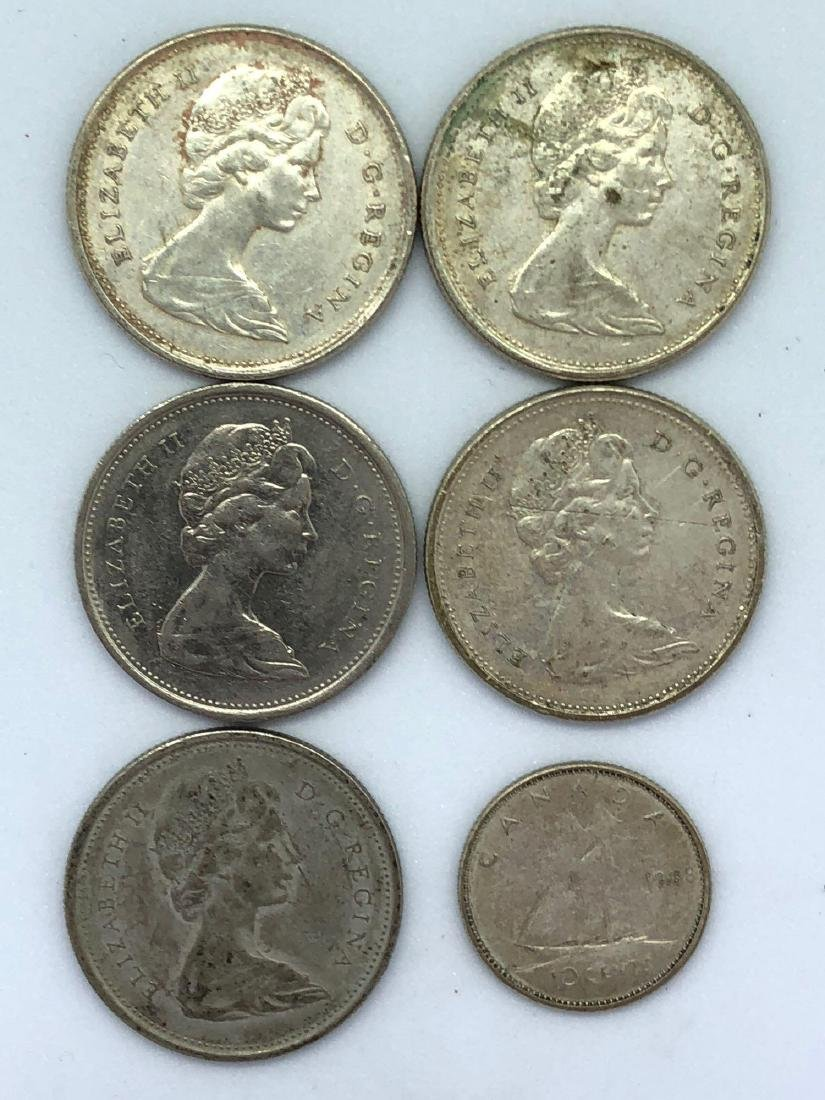 Lot Of Four 1942 Walking Liberty Half Dollars - 3