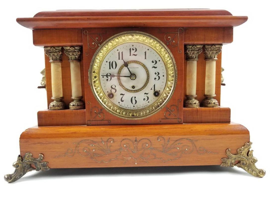 Antique Seth Thomas Mantle Clock 1904