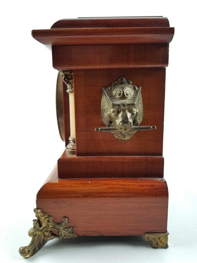 Antique Seth Thomas Mantle Clock 1904 - 4