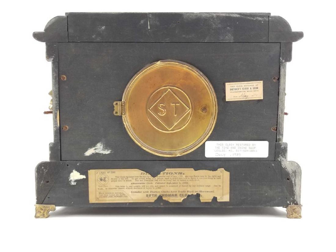 Antique Seth Thomas Mantle Clock 1904 - 6
