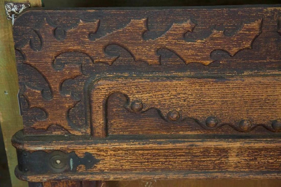 Carved Wood Mirror Frames - 3
