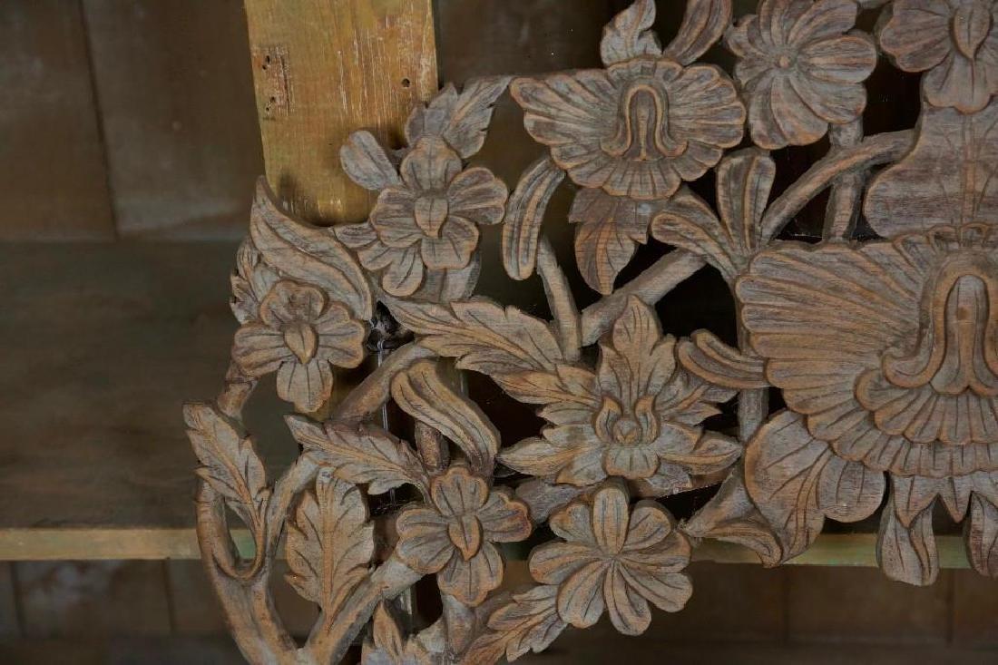 Carved Wood Mirror Frames - 7
