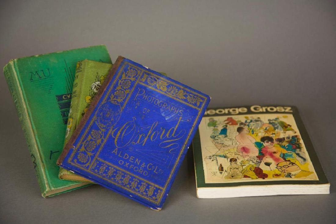 Lot of Antique and Vintage Books