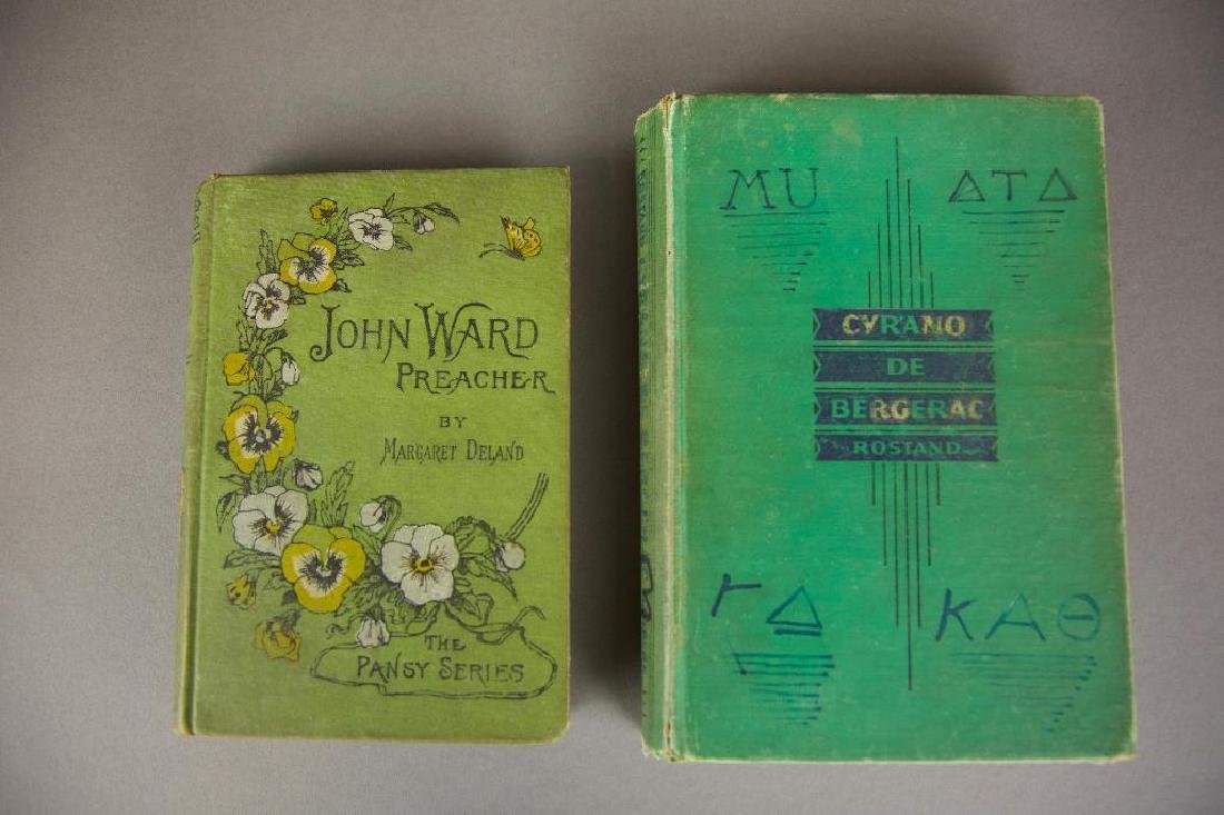 Lot of Antique and Vintage Books - 4