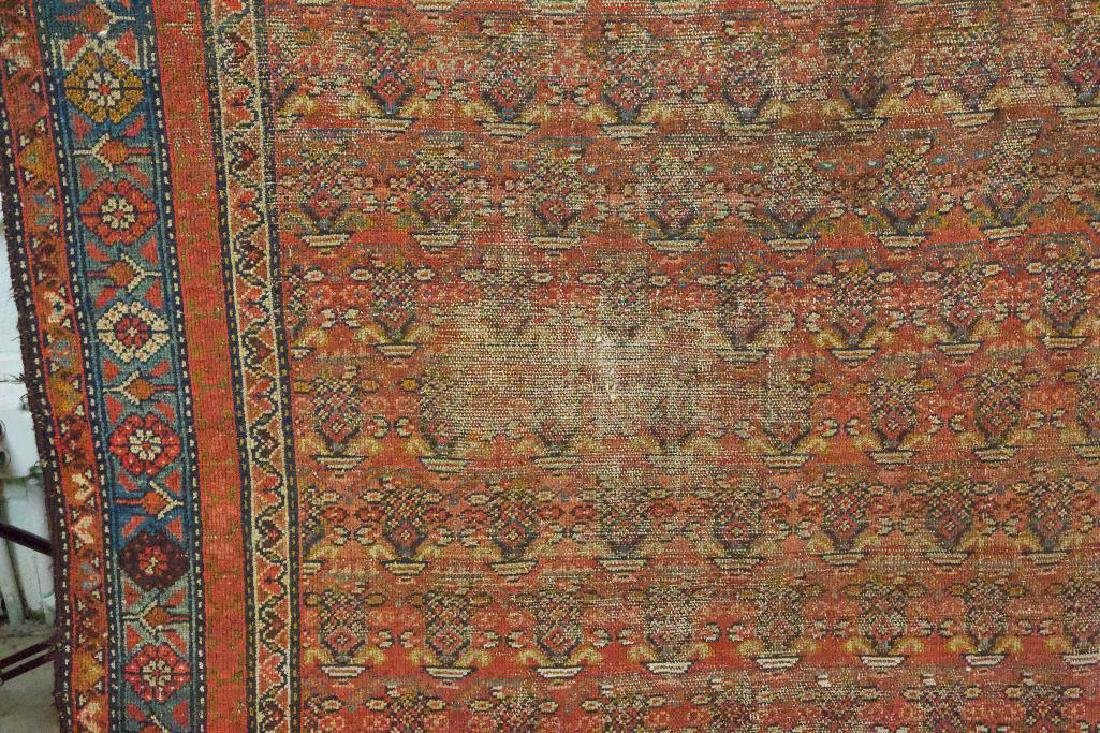 Antique Persian Style Geometric Rug - 3