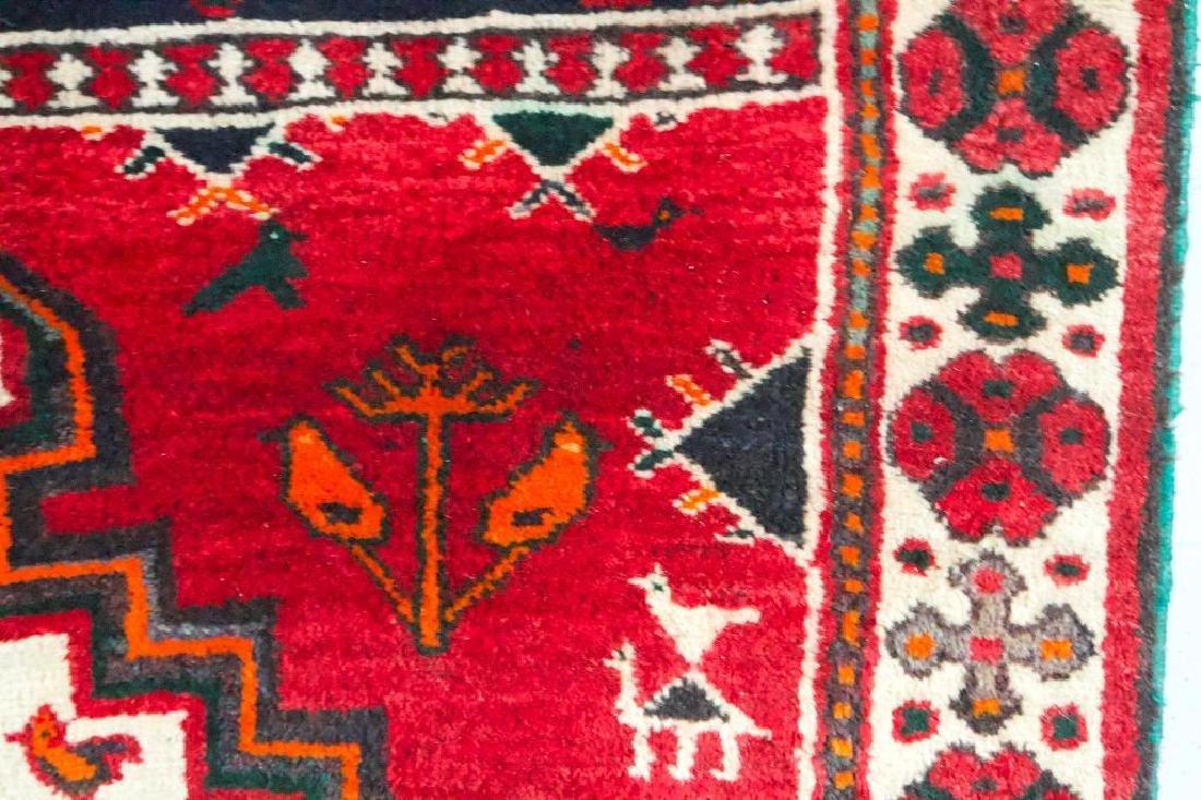 Persian Style Geometric Rug - 4