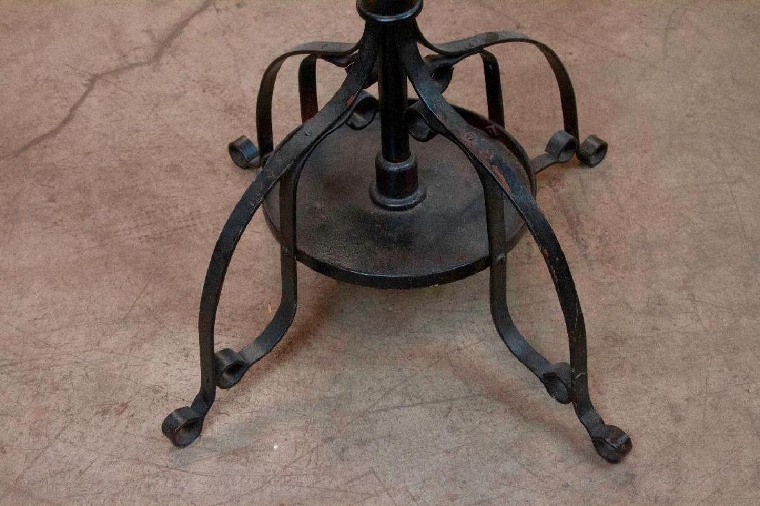 Antique Victorian Coat Rack - 4