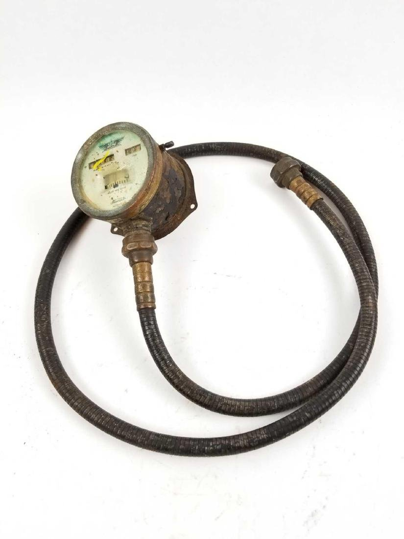 Ford Model T Vacuum Speedometer and Trip Odometer