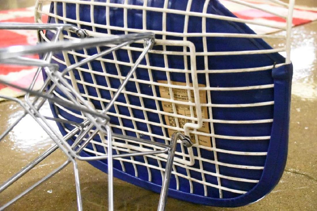 Six Charles Eames for Herman Miller Wire Side Chairs - 9