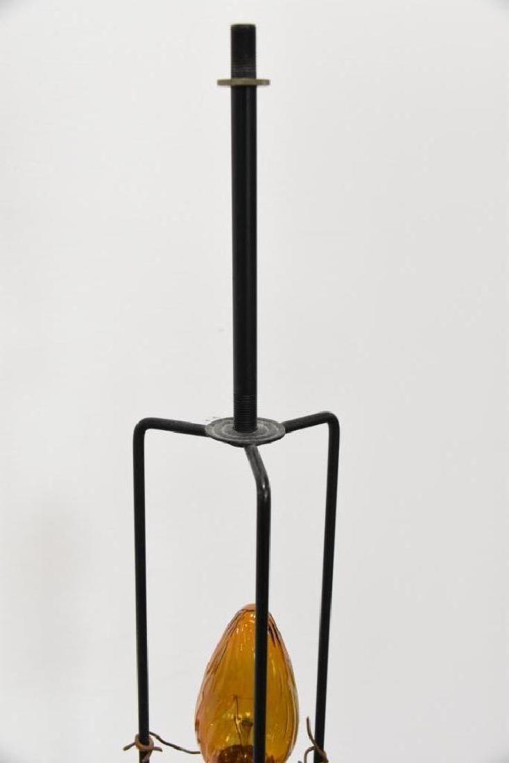 Noguchi Iron Floor Lamp - 4