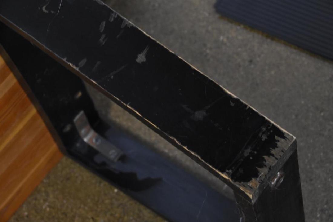 Nelson Style Slat Bench - 7