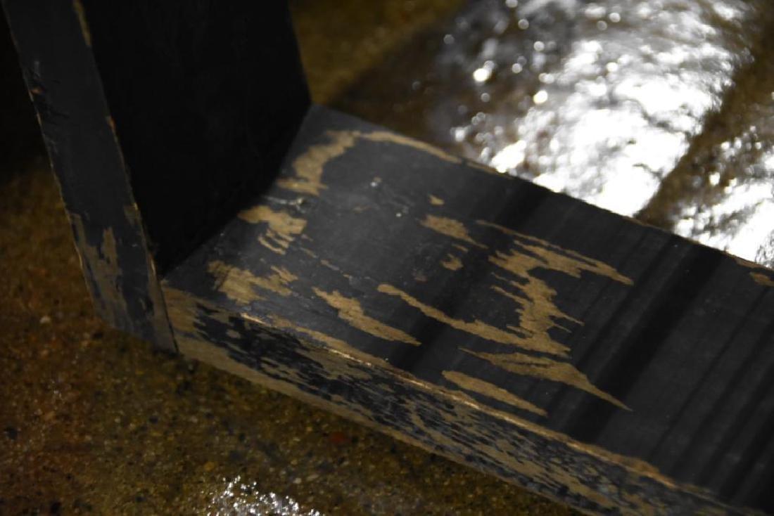 Nelson Style Slat Bench - 9