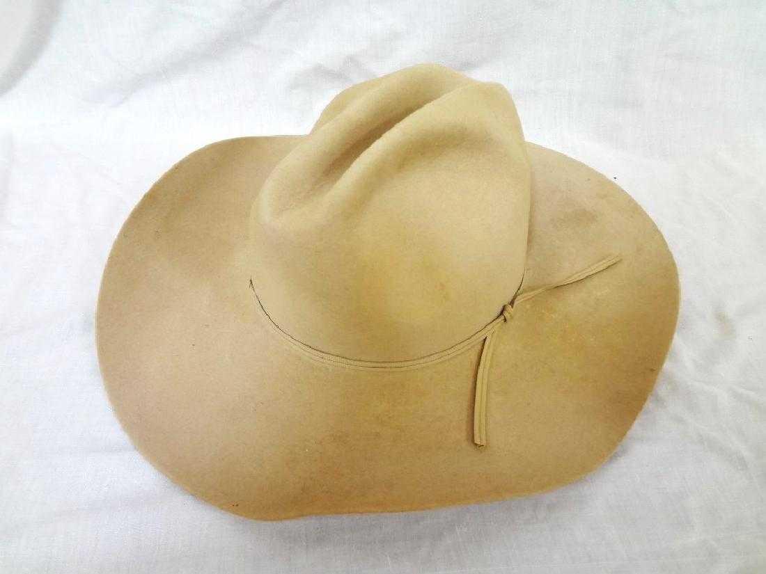 Stetson Cowboy Hat D4 Ranch Tan Hat 50a6875d80e0