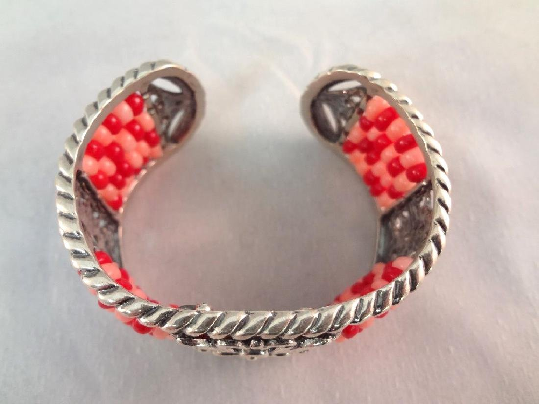 Carolyn Pollack Sterling Silver Shades of Coral - 6