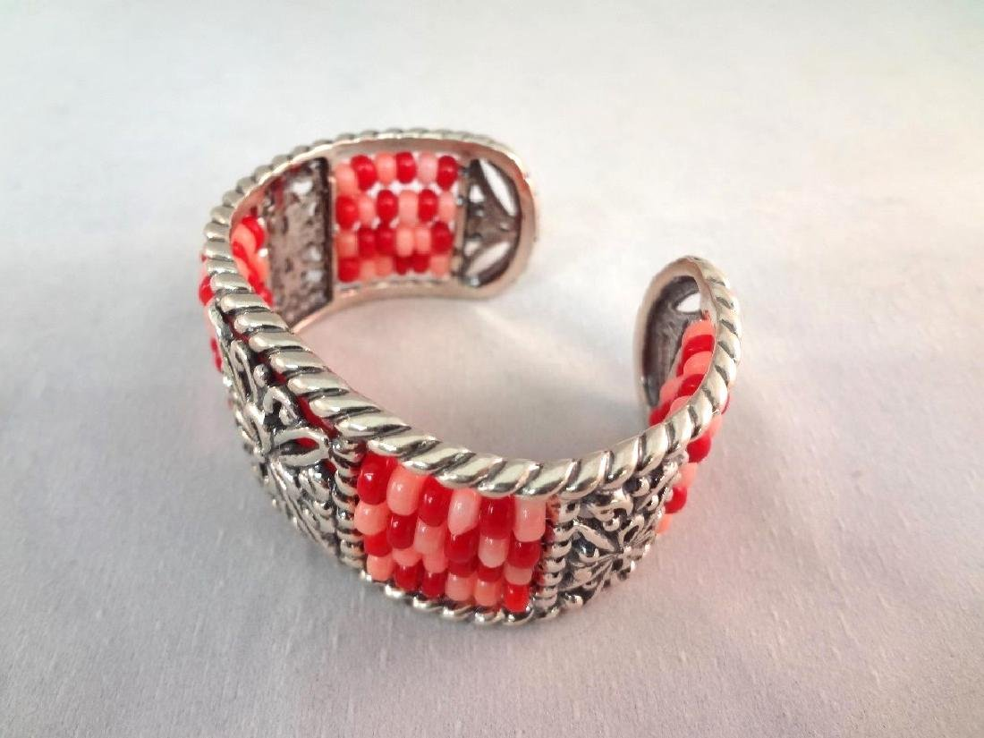 Carolyn Pollack Sterling Silver Shades of Coral - 7