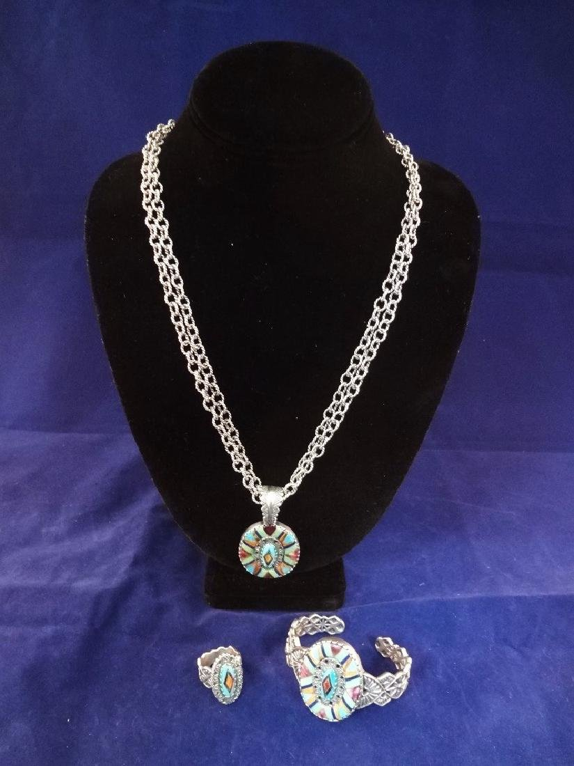 Carolyn Pollack, Bill Pollack Sterling Silver Jewelry