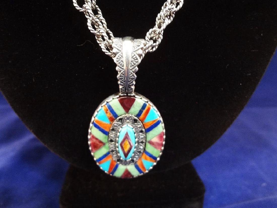 Carolyn Pollack, Bill Pollack Sterling Silver Jewelry - 2
