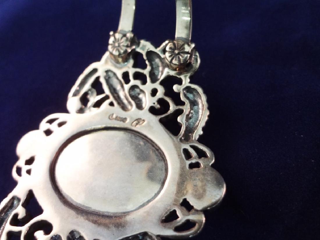 Carolyn Pollack Sterling Silver Rhodochrosite Matching - 5