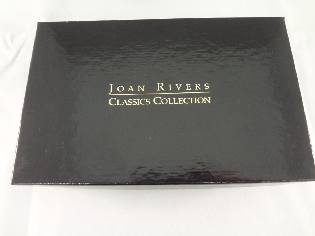 Joan Rivers (10) Interchangeable Bee Brooch in Original - 3