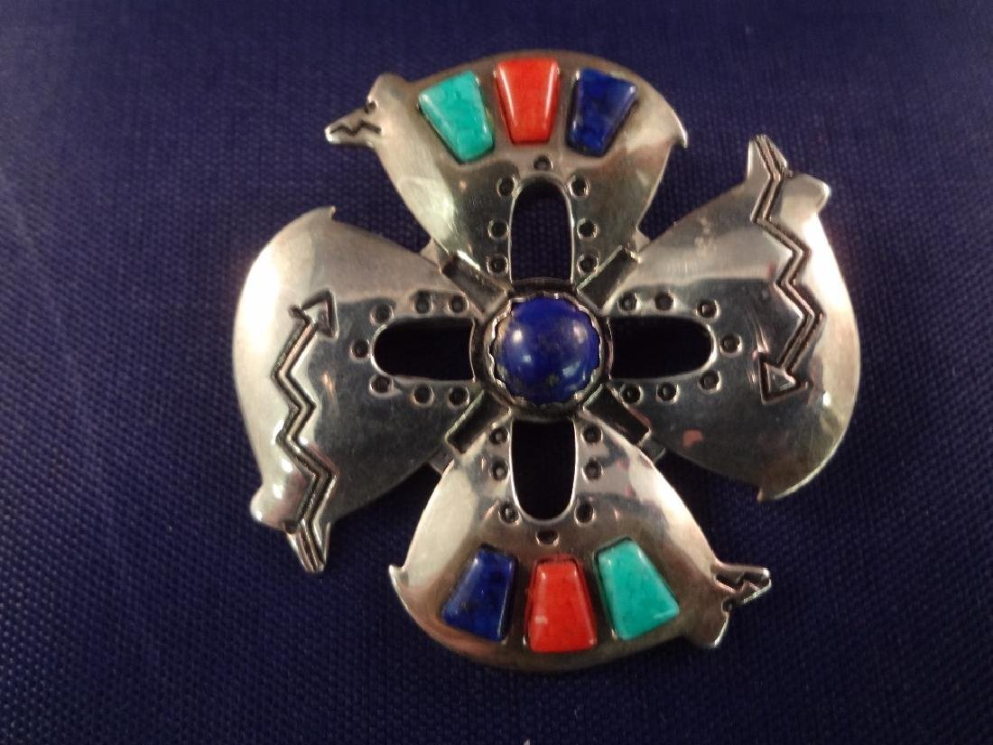 Carolyn Pollack Carlisle Jewelry (3) Pendant/ Brooches - 2