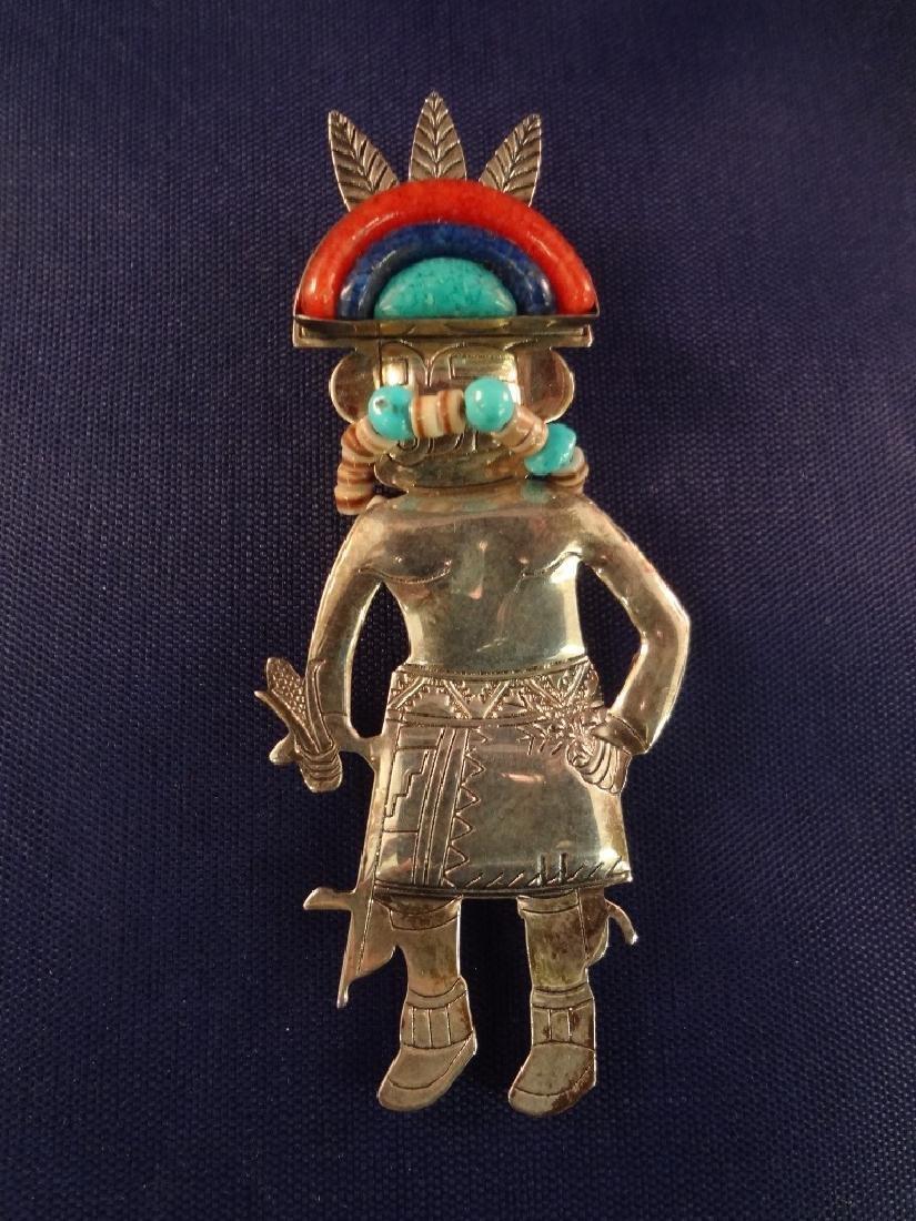 Carolyn Pollack Carlisle Jewelry (3) Pendant/ Brooches - 3