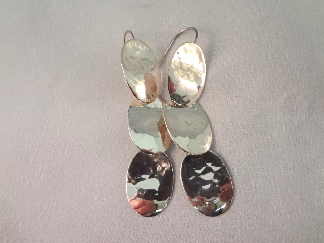 Dominique Dinouart Sterling Silver Jewelry Group: (2) - 7