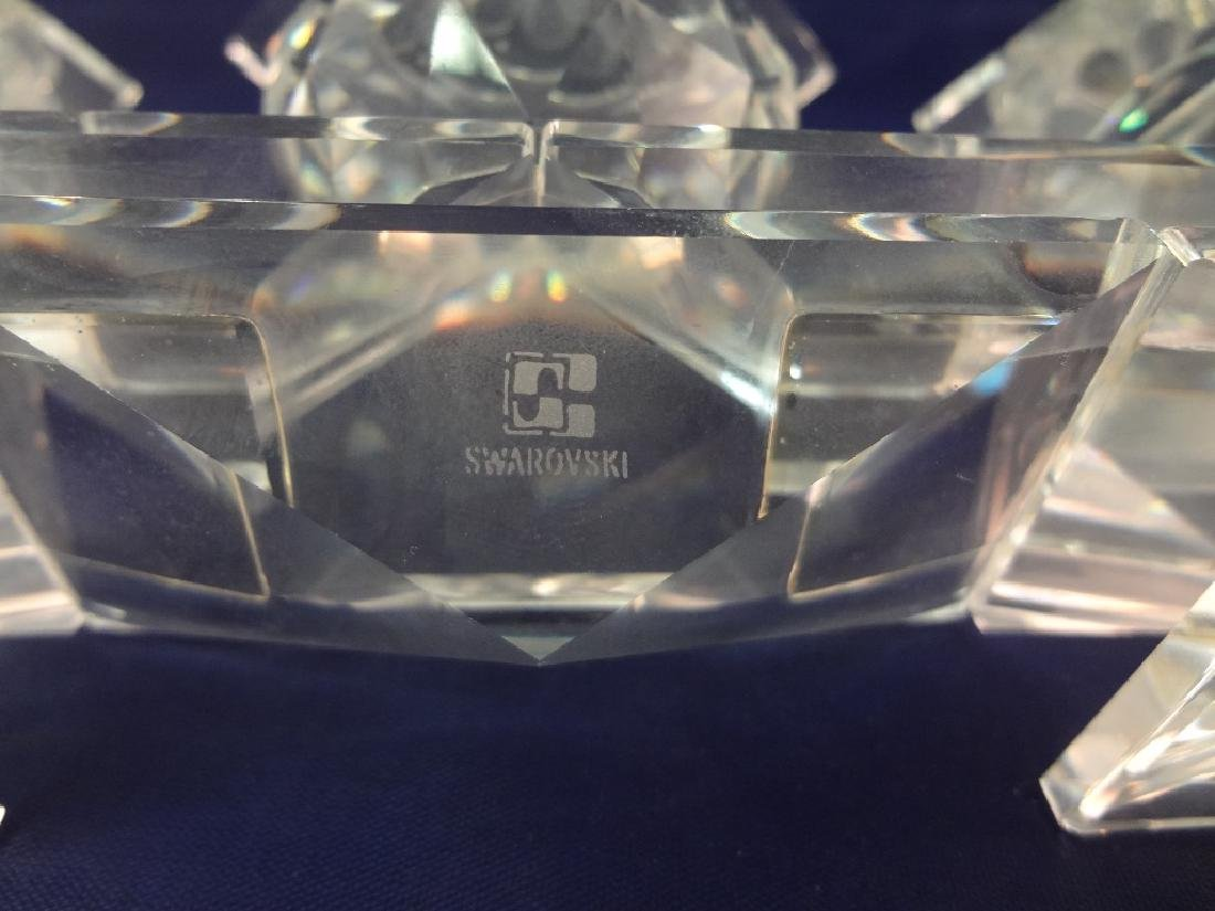 Swarovski Crystal (6) Candle Candleabra - 3