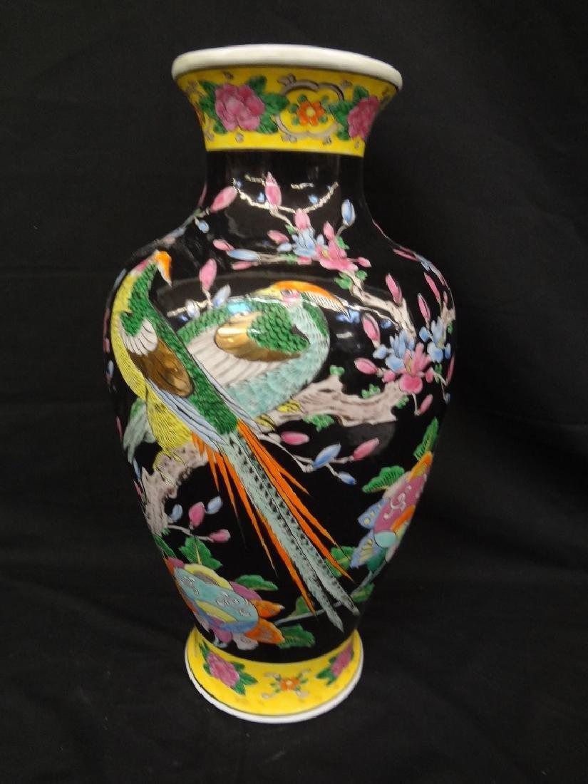 Japanese Oversize Satsuma Vase