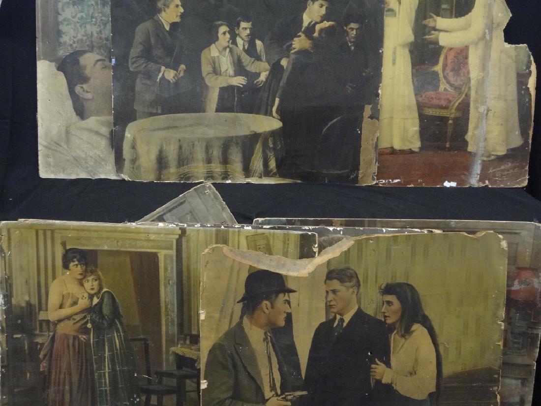 1920's Reuben Studios Cleveland Lobby Stand Up Oversize