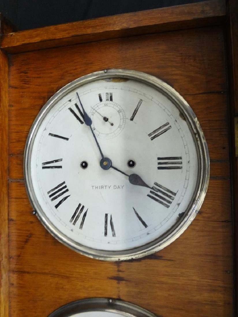 New Haven 20th Century 30 Day Wall Clock - 2