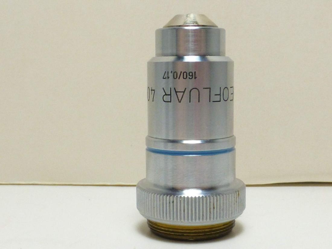 Carl Zeiss Neofluar 40/0.75 Microscope Objective Lens