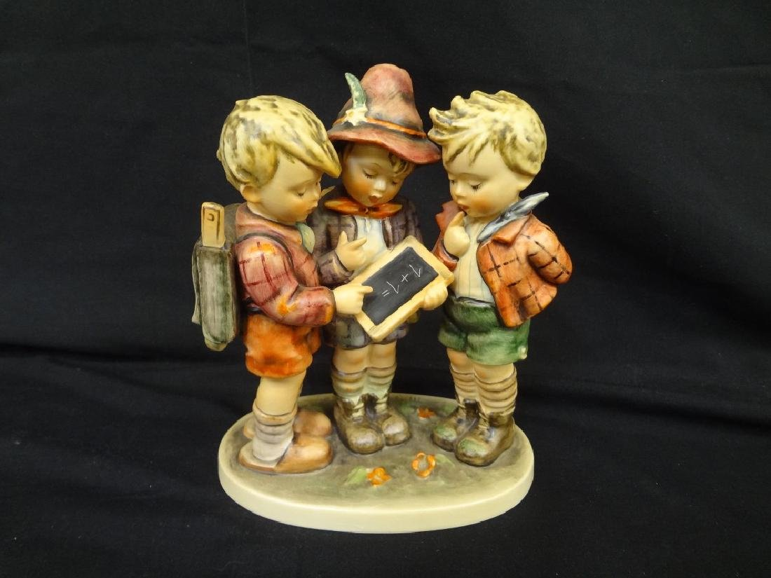 "Hummel ""Three School Boys"" #170 Oversize Figurine"