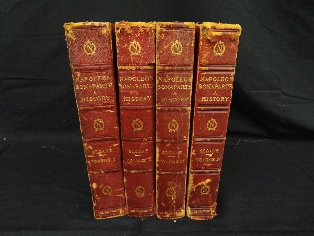 Life of Napoleon Bonaparte 4 Volumes: William Milligan